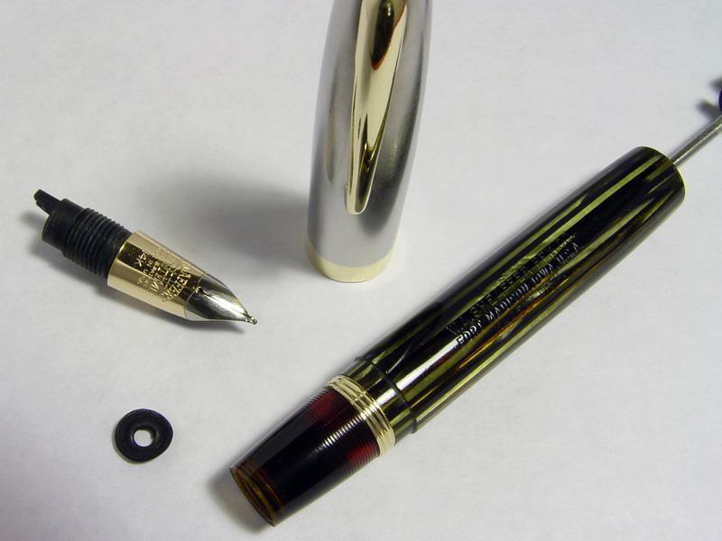 stylo qui corrigé les fautes